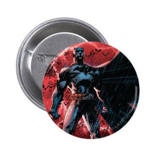 A Thousand Bats Pinback Button Zazzle_button