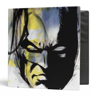 Batman Airbrush Portrait 3 Ring Binders