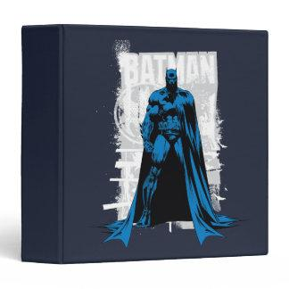 Batman Comic - Vintage Full View Binders Zazzle_binder