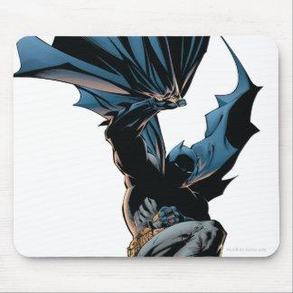 Batman Jumping Down Action Shot Mousepads Zazzle_mousepad
