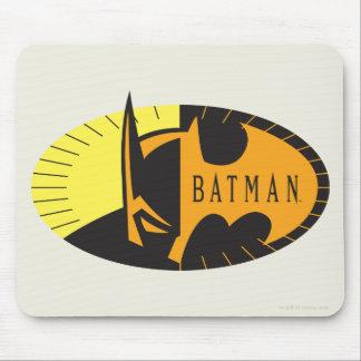 Batman Silhouette Mouse Pad Zazzle_mousepad