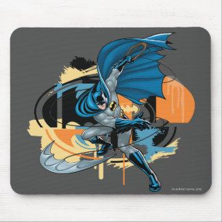 Batman Throw Mousepad Zazzle_mousepad