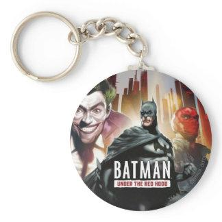 Batman Under The Red Hood Keychains