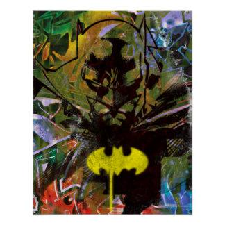 Batman Urban Hip Posters Zazzle_print