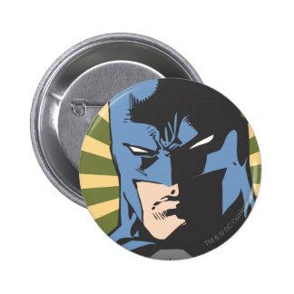 Fight Crime - Keep Peace - Batman Pinback Button Zazzle_button