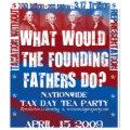 Founding Fathers Small Poster