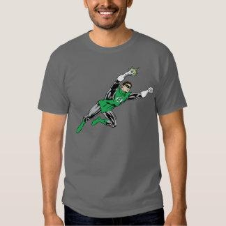 Green Lantern Fly Right Tee Shirt Zazzle_shirt