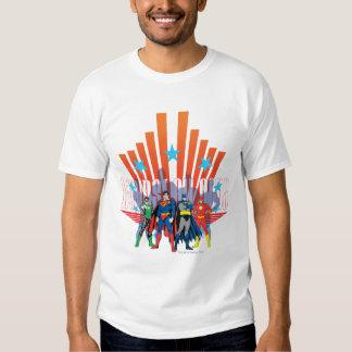 "Justice League ""Against All Odds"" Shirt Zazzle_shirt"