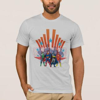 "Justice League ""Against All Odds"" T-Shirt Zazzle_shirt"