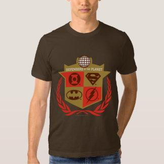 Justice League Defenders of the Planet T Shirt