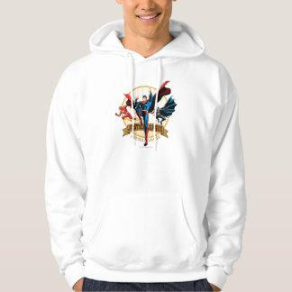 Justice League Heroes United Hoodie Zazzle_shirt