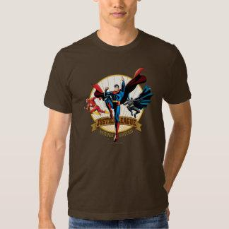 Justice League Heroes United T-Shirt Zazzle_shirt