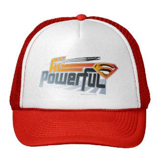 Superman All Powerful Hat Zazzle_hat