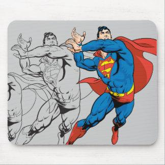 Superman Comic Panels Mouse Pads Zazzle_mousepad