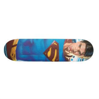 Superman Courage Strength Power Skateboard