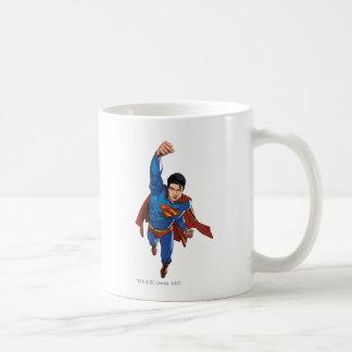 Superman Flying Forward Coffee Mugs Zazzle_mug