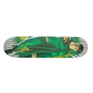 Superman Kryptonite Crisis Custom Skate Board