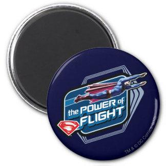 Superman The Power of Flight Refrigerator Magnet Zazzle_magnet