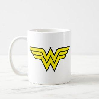 Wonder Woman Logo Mug Zazzle_mug