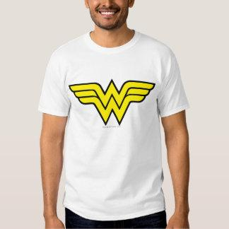 Wonder Woman Logo Tee Shirt Zazzle_shirt