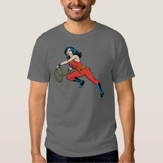 Wonder Woman Red Outfit T Shirt