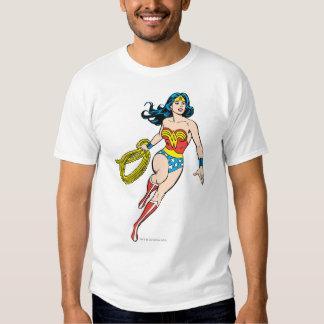Wonder Woman Run Shirt Zazzle_shirt