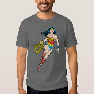 Wonder Woman Run T-shirt Zazzle_shirt