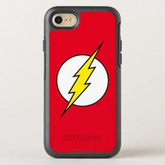 The Flash Lightning Bolt OtterBox Symmetry iPhone 7 Case